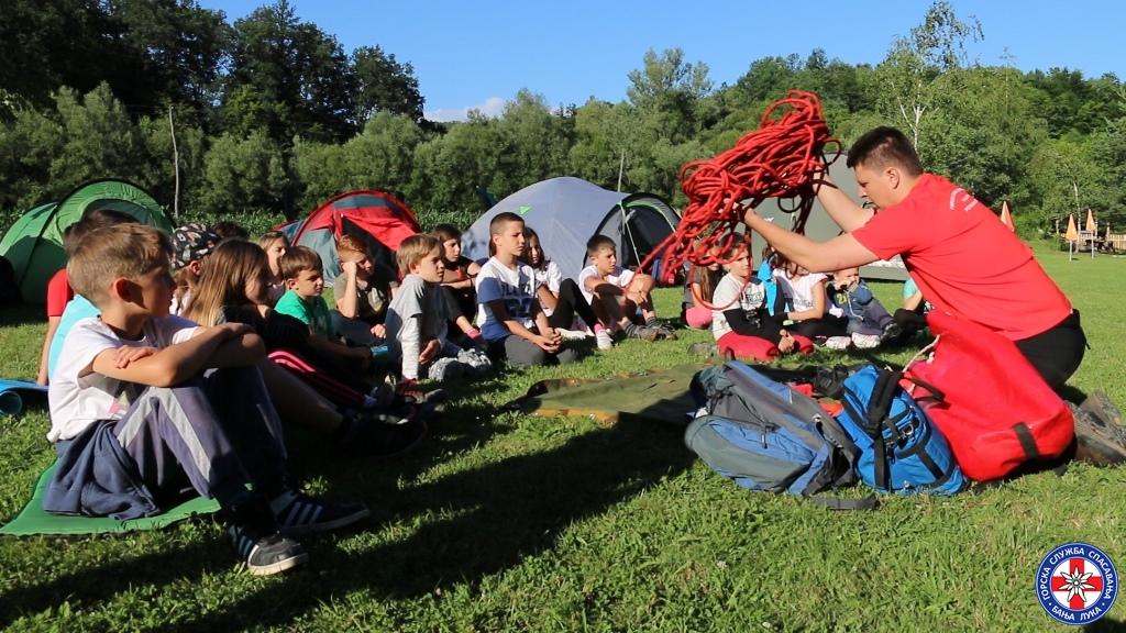 Kamp za male planinare (3)