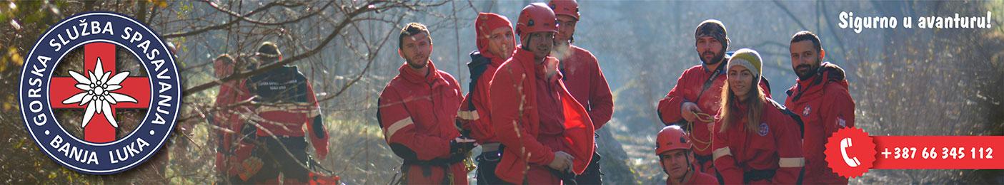 Gorska služba spasavanja Banja Luka